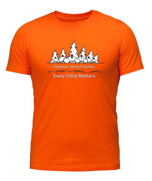 2021 Orange shirt graphic