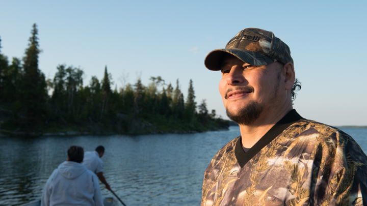 Indigenous Guardian Programs - Pimicikamak First Nation land and water steward Darrell Settee