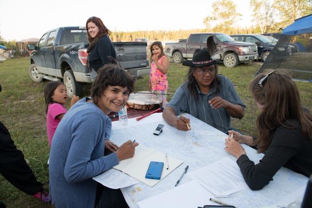 Indigenous Knowledge Interview in Pimicikamak
