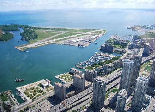 Mississaugas of the New Credit First Nation Riparian Claim: Toronto Island Airport and Toronto Waterfront