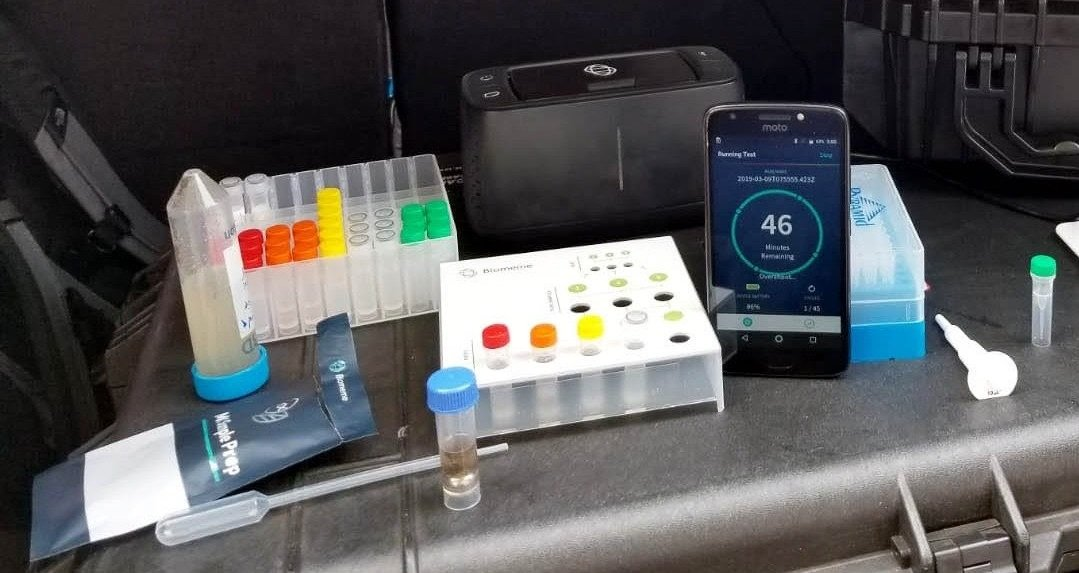 Bringing Rapid COVID-19 Testing Device to Indigenous ...