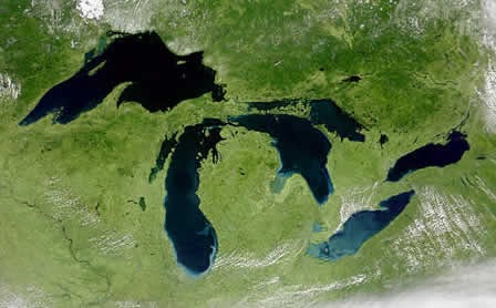 The Great Lakes- a critical ecosystem